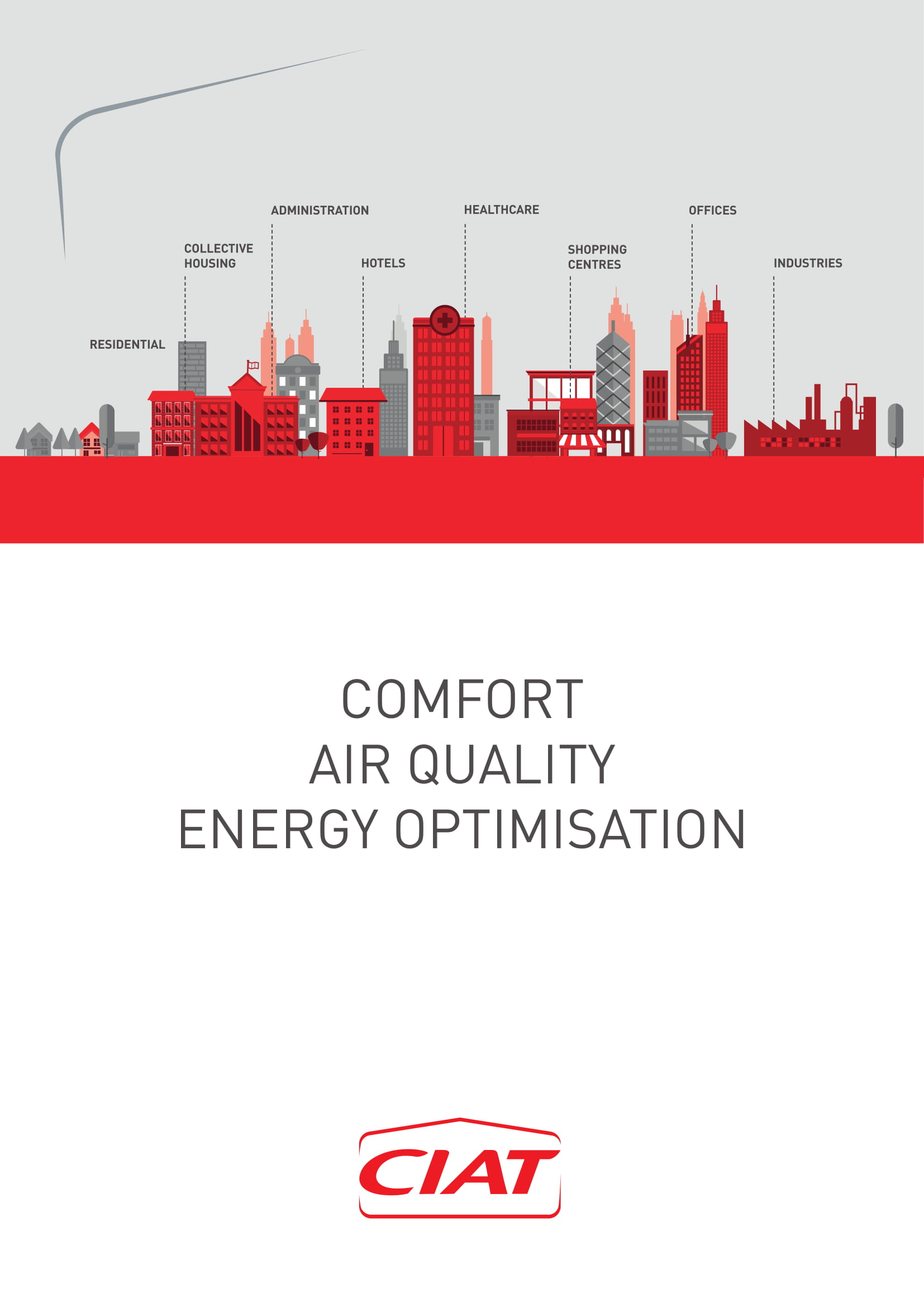 New Ciat Corporate Brochure Ciat Air Conditioning And