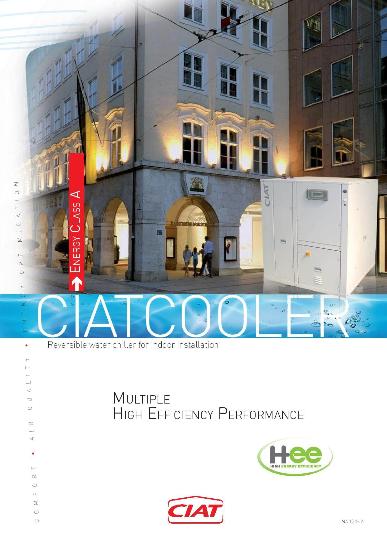 Ciatcooler Ciat Air Conditioning And Heating