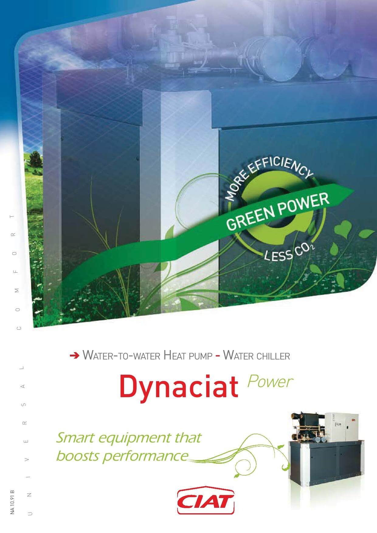 Dynaciat Power Ciat Air Conditioning And Heating