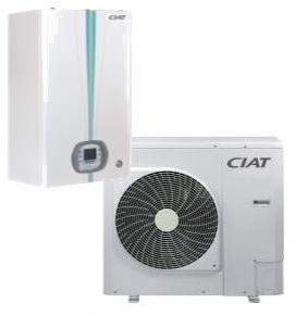 Yuna Ii 17 To 21 Kw Ciat Air Conditioning And Heating