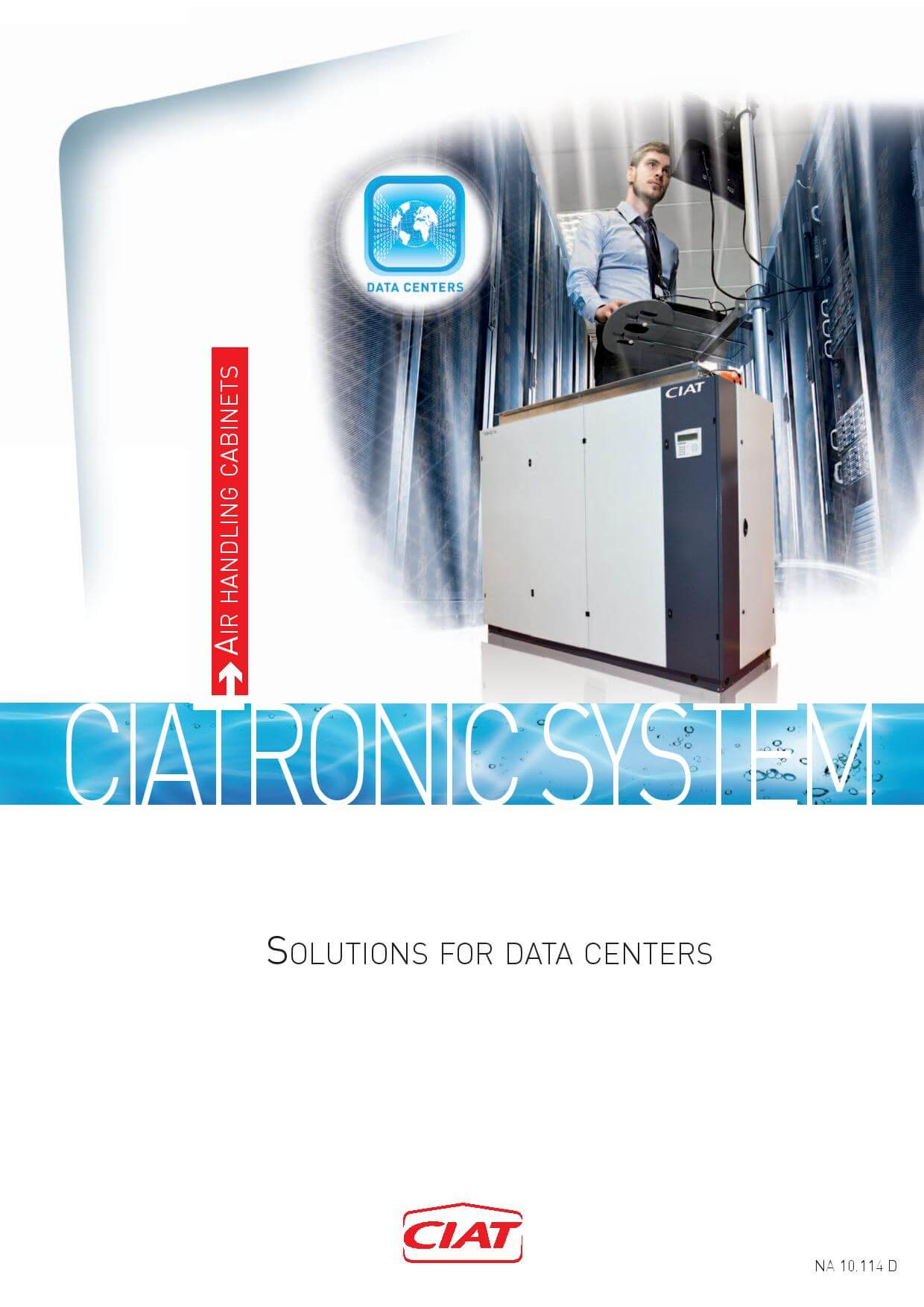Expair Brochure Ciat Air Conditioning And Heating